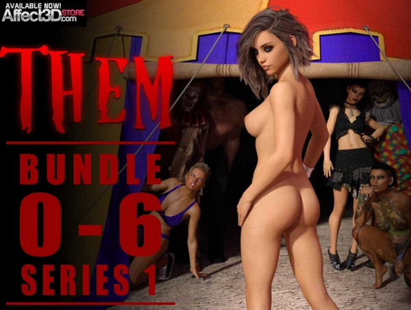 GonzoStudios - THEM Series One Bundle