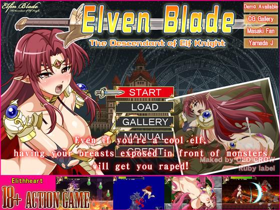 Elven Blade (Eng)