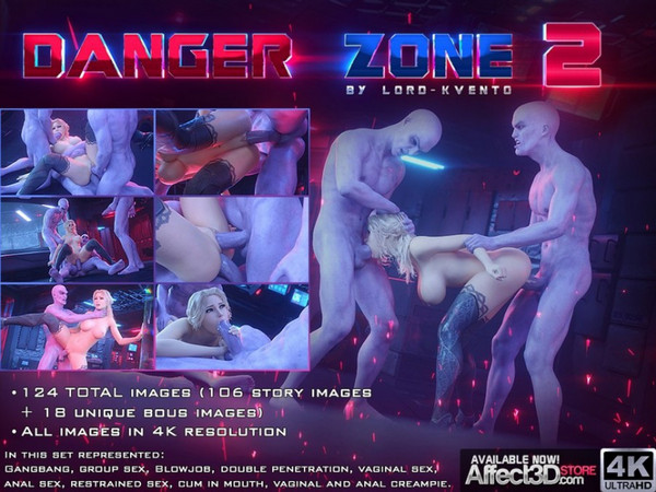 Artist Lord-Kvento - Danger Zone 2