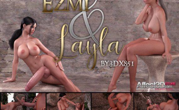 Artist 3DX851 – Ezmi & Layla