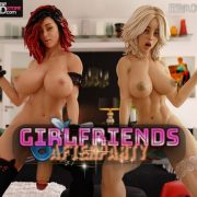 Artist HyperComics3D - Girlfriends Afterparty