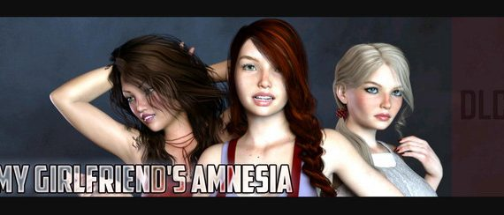 My Girlfriend's Amnesia DLC