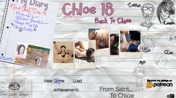Chloe18 - Back To Class (Update) Ver.0.14