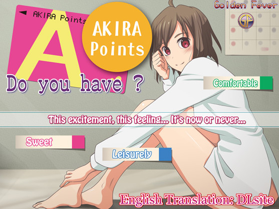 Do you have AKIRA Points? (Eng)