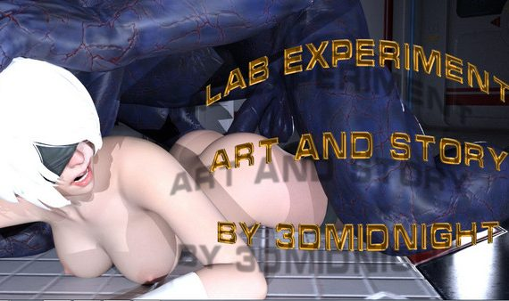 Artist 3DMidnight – Lab Experiment
