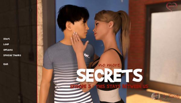 No More Secrets (InProgress) Ver.0.5.0