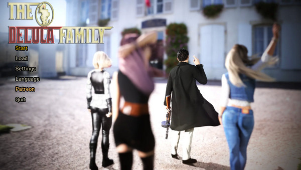 The DeLuca Family (Update) Ver.0.04
