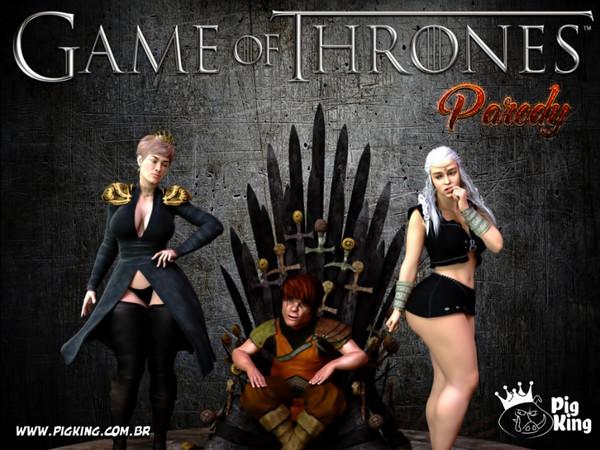 Artist PigKing – Game of Thrones