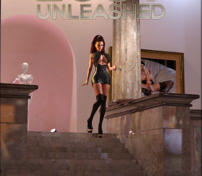 Artist TheDude3DX - Lust Unleashed - Kayla Meets Marcella