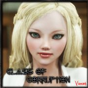 Artist Vaesark – CGS 100 – Class of Corruption