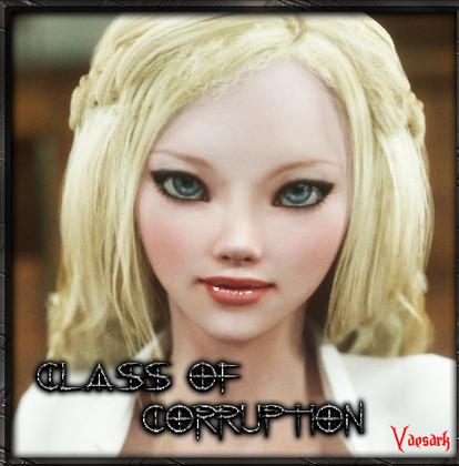 Artist Vaesark – CGS 100 – Class of Corruption
