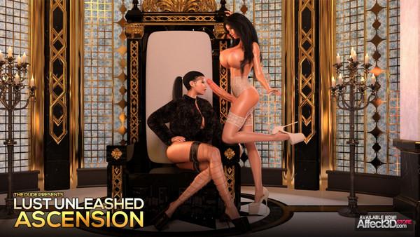 Artist TheDude3dx - Lust Unleashed: Ascension Part 1