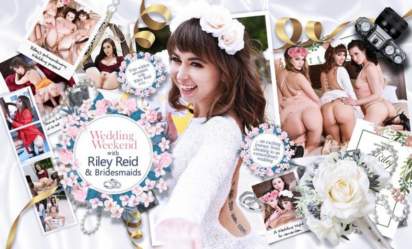Wedding Weekend with Riley & Bridesmaids
