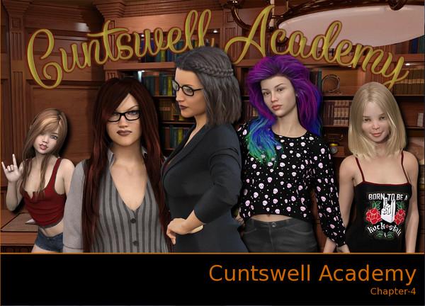 Cuntswell Academy (InProgress) Ch. 4