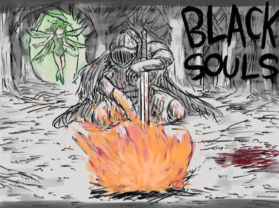 Black Souls (Uncen/Eng)