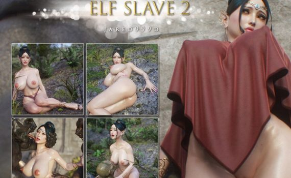 Artist Jared999D - Elf Slave 2