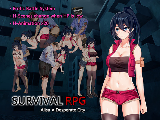 Survival RPG Alisa x Desperate City (Eng)