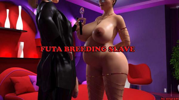 Artist Serge3dx - Futa Breeding Slave