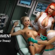 Artist Miki3dx - The Experiment Chapter Three
