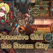 Detective Girl of the Steam City (Jap/Eng)