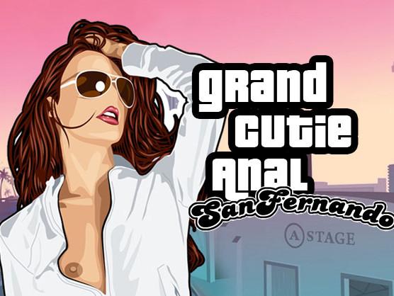 Grand Cutie Anal
