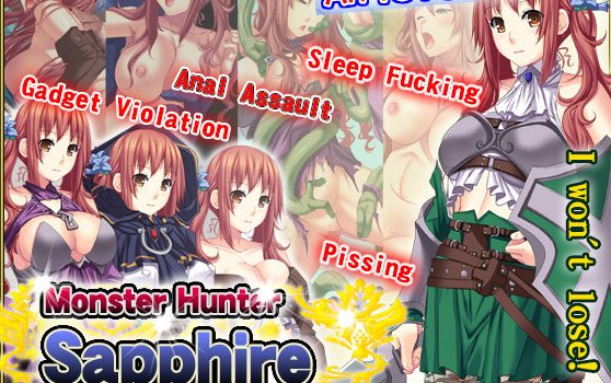 Monster Hunter Sapphire (Eng)