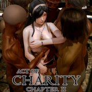 Artist KainHauld - Act of Charity (Chapter 1 - 2)