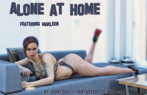 Artist Dionysos – FantasyErotic – Alone At Home