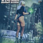 Artist Mitru - X-GALS - Black Strix: Shutdown 1-12