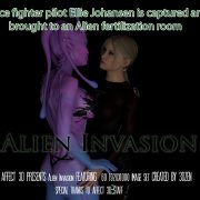 Artist 3DZen – Alien Invasion