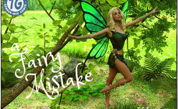 Artist TGTrinity – A Fairy Mistake