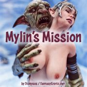 Artist Dionysos – FantasyErotic – Mylin's Mission