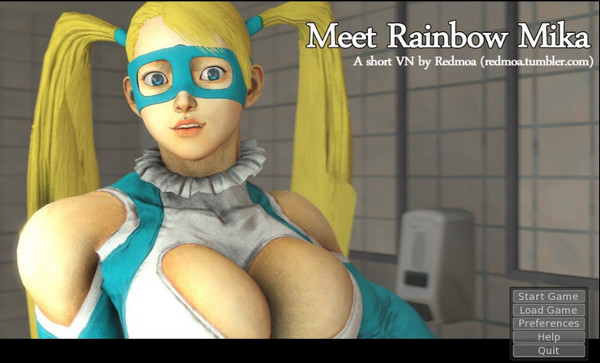 Meet Rainbow Mika