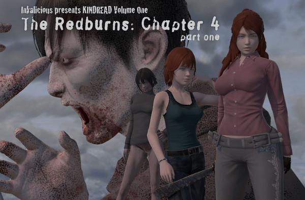 Kindread: The Redburns (InProgress) Ch. 4 - Part 1