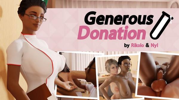 Generous Donation