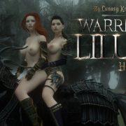 Artist LanasyKroft - Warrior Lilu 2 - Homecoming