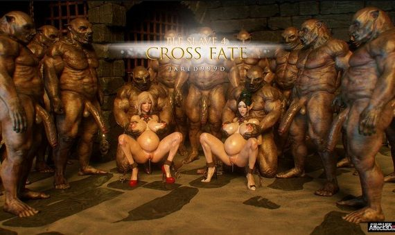 Artist Jared999D - Elf Slave 4 Cross Fate