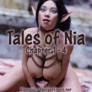 Artist Dionysos – FantasyErotic – Tales of Nia (Chapter 1-4) Part1