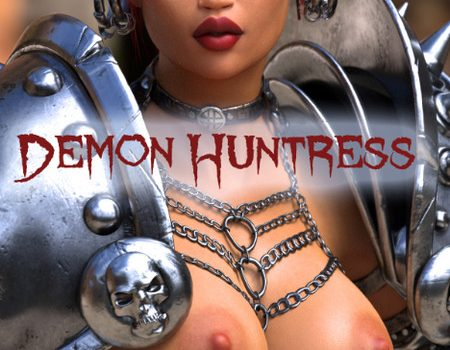 Artist Dionysos – FantasyErotic – Demon Huntress