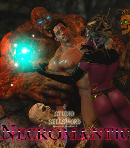 Artist Studiosellsword – Necromantic