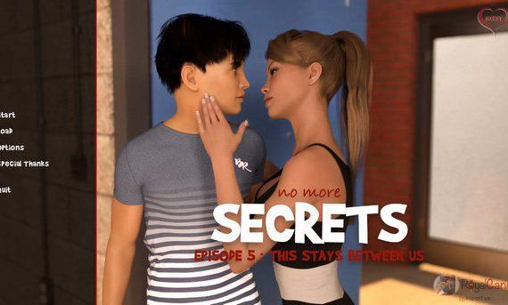 No More Secrets (Update) Ver.0.10.1