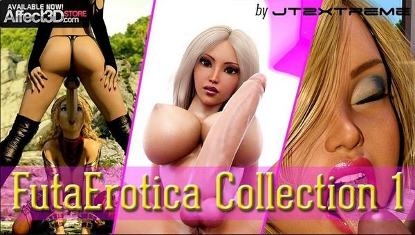 FutaErotica Collection 1