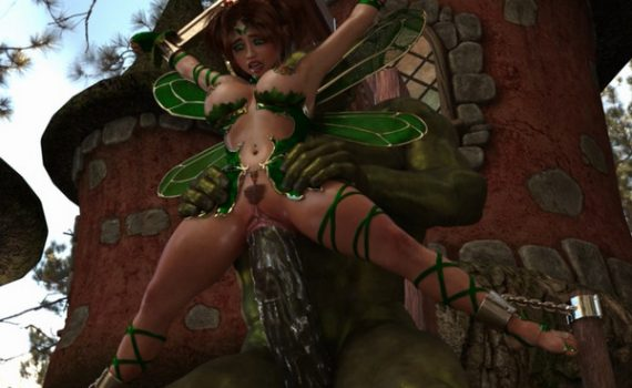 Fairy And The Orc V2