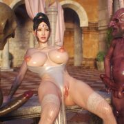 Artist Jared999D – Elf Slave 5