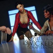 Artist Nox- No Justice is Wicked Chapter One