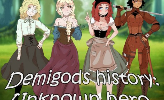 Demigods History: Unknown Hero (InProgress) Ver.2fix