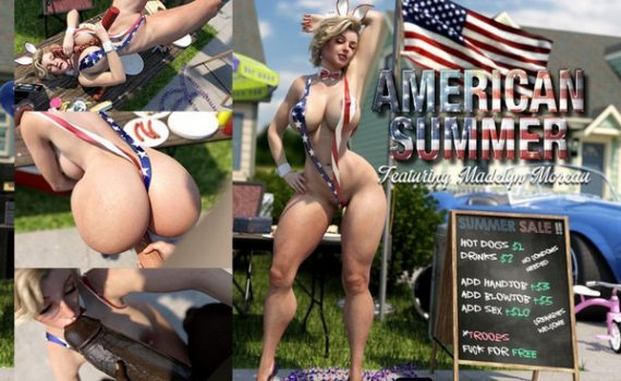 Artist ZZ2Tommy - American Summer – Madelyn