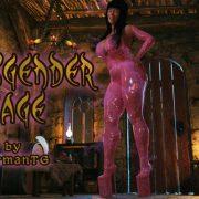 Artist GermanTG – Transgender Mage