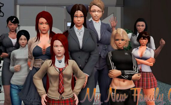 My New Family (InProgress) Ver.0.6