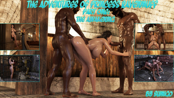 Sumigo – The Adventures of Princess Ravenmuff 1 – The Awakening